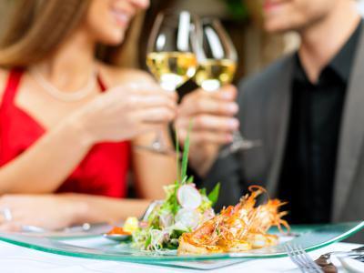 Wine & Dine Break
