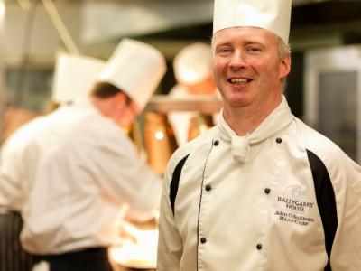 Chef John O Sullivan
