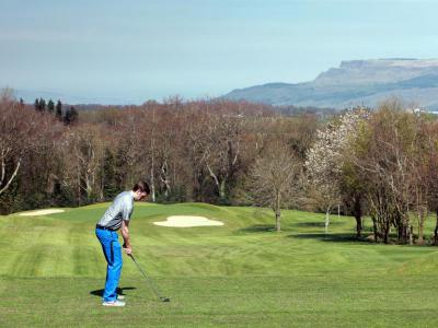 Unlimited Golf at Roe Park Resort