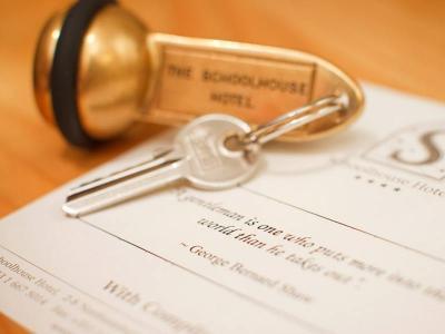 School House Key 2 -Jan 2012