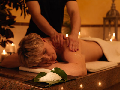 Resort Spa Lady Massage
