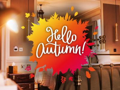 Cornhill Castle Autumn Offer