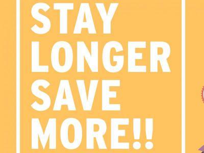 stay longer
