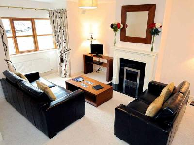 Self Catering - Sitting Room - Sept
