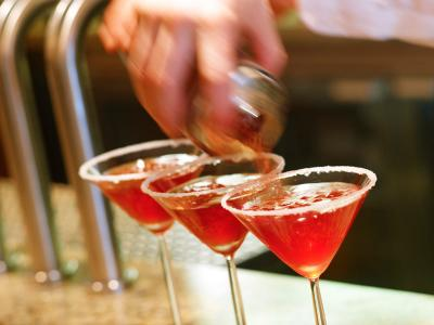 Terrace Bar Cocktails