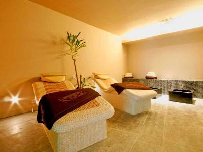 Lanconium Treatment Room