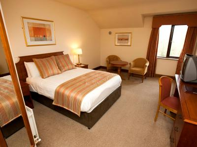 Kilmurry lodge bedroom double