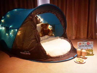 Children's Glamping