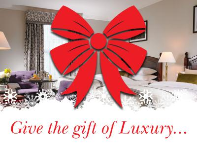 Hotel Christmas Gift Voucher