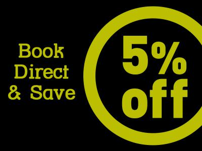 book direct gnh 5pc