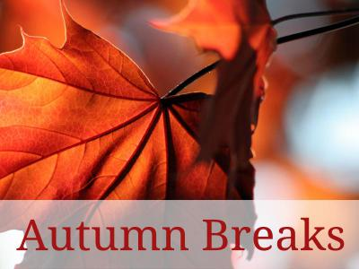 Autumn Breaks