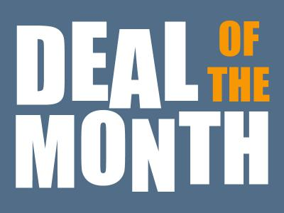 Aston - Deal of month