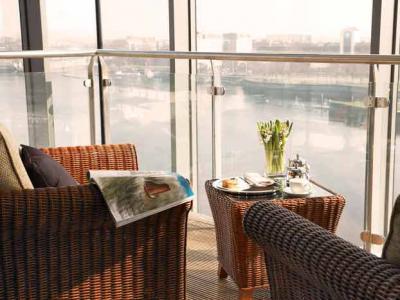Limerick Strand Junior Suite Balcony