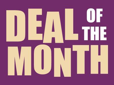 Deal of the Month - RSP
