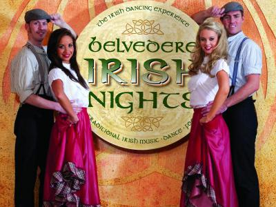Irish Night package