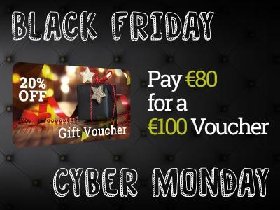 Black Friday Voucher Discounts