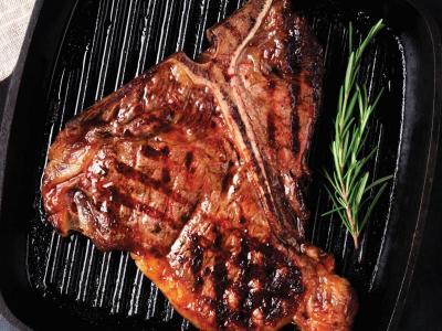 MPW Steak