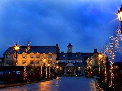 Abbey Court Exterior Night - Nov