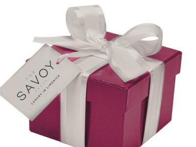 Pink Box Savoy