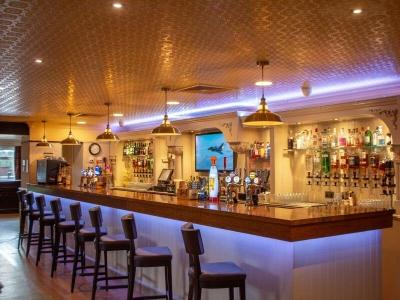 Coach House Bar at Fisher's Hotel