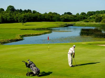 Overnight Golf Package