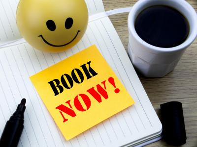 book now 3