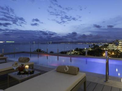 pool01night