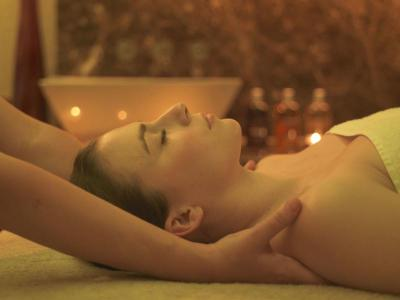 Spa images for Christmas vouchers