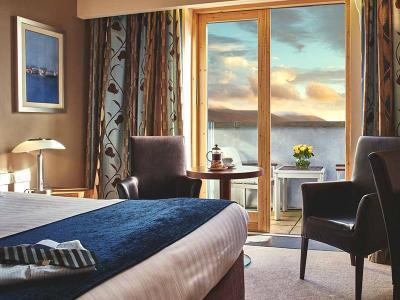 Ballyroe Heights Balcony Room View