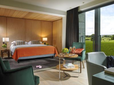 Modern Suite Bedroom