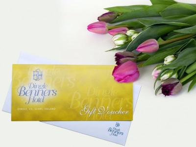 Benners Voucher Image