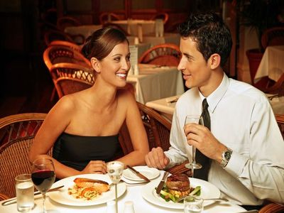 Dining Couple