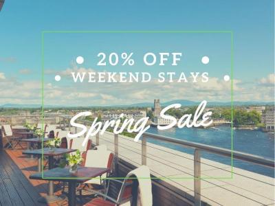spring sale 2020