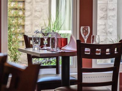 Castle Restaurant Fisher's Hotel