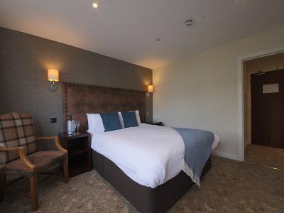 Double Room Scotlands Hotel