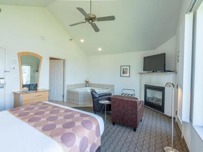 One Room Waterfront Suite