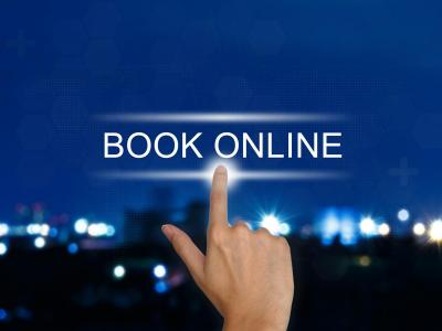 book now 9