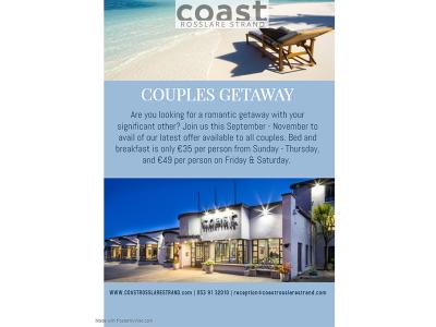 Couples Getaway