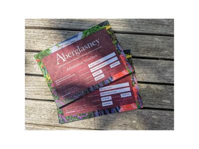 aberglasney ticket