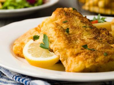Ballyroe Heights food 6