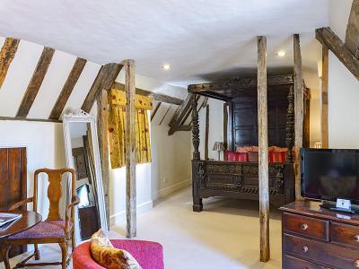 Superior Room - Hintlesham Hall Hotel