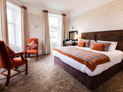 Double Room Scotlands Hotel 6