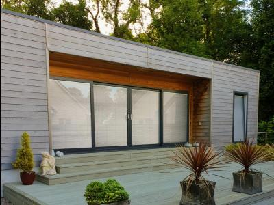 Cedar Cottage Exterior