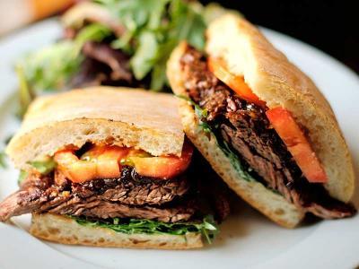Ballyroe Heights food 7