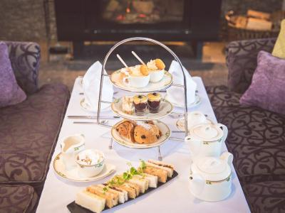 Ballygally Afternoon Tea