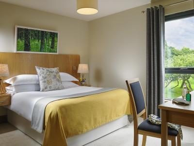 Resort House Bedroom
