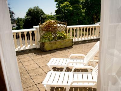 double terrace a