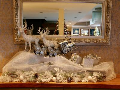 Christmas at Manor West Hotel, Tralee