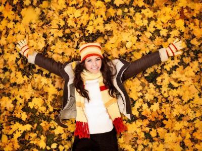 Slipping into Autumn
