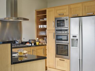 Resort House Kitchen Image